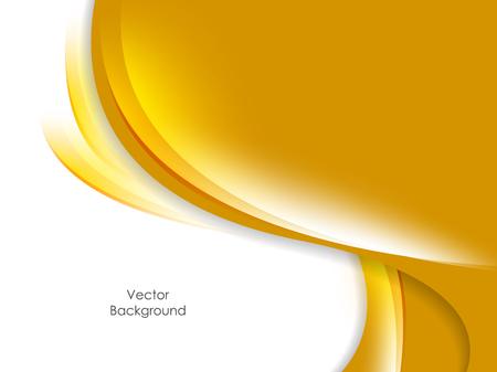 Fondo astratto di vettore, linee ondulate per l'opuscolo, sito Web, progettazione dell'aletta di filatoio