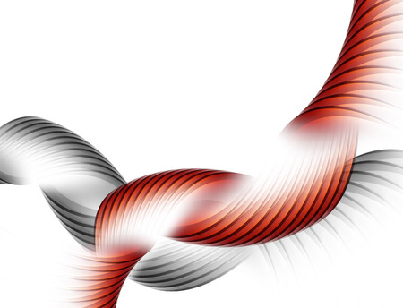 Bright vector background. Wavy lines, elements for design. Vector elements for presentations, brochures, annual reports.