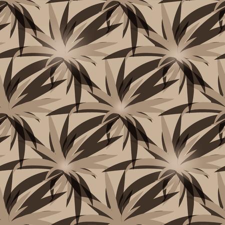 seamless floral background. Pattern for design, brochures.