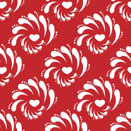 site backgrounds: Valentines day vector seamless.  Design element for wallpapers, web site backgrounds, wedding invitation, birthday or Valentines Day card, fabric print. Eps10