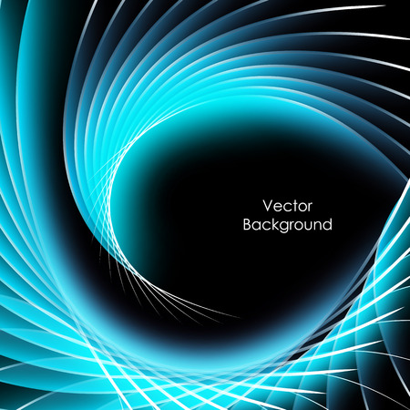 smooth background: vector colorful abstract design Illustration