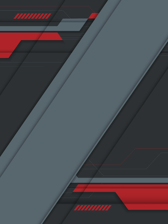 electric material: Techno vector background