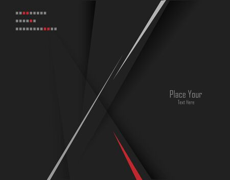 trendy geometric background with copy space. Elements for your website, posters, magazines, anual reports. Eps10