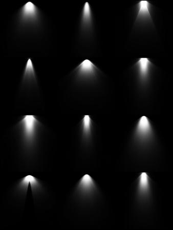 Establecer fuentes de luz
