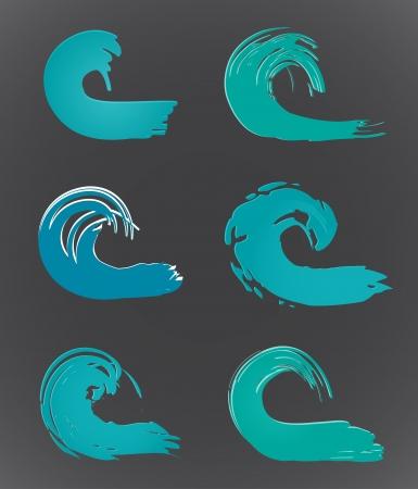 breaker: Set of wave