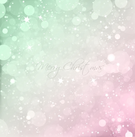 Abstract Christmas snow texture  background Stock Vector - 14791399