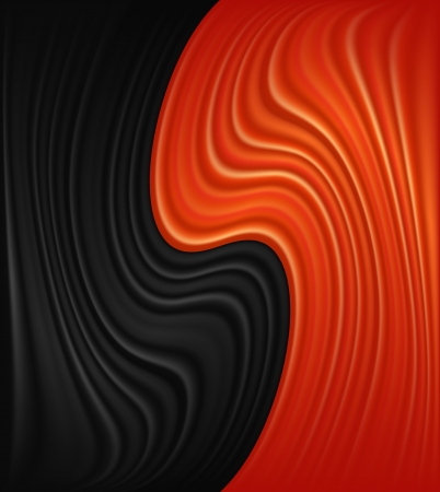 Abstract wave background  Vector illustration Stock Vector - 15215373