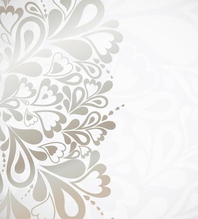 Illustration silver background for design Illustration