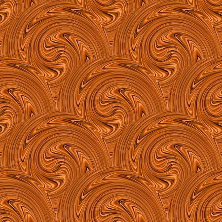 Coffee swirl seamless background Stock Vector - 15224655