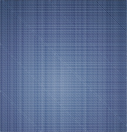 Blue jeans texture close up  Vector Stock Vector - 16307094