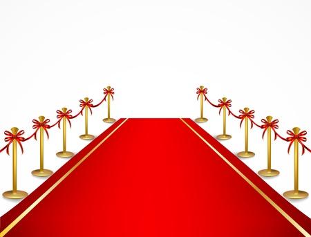velvet rope: Red carpet and velvet rope
