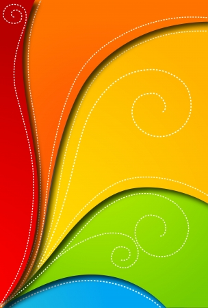 Abstract background for design Stock Vector - 17367011