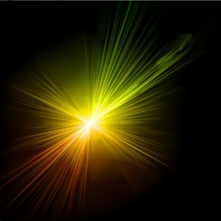 Light flare effect  Vector