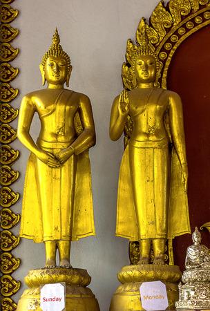 samui: Buddha statue in Samui