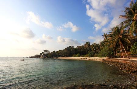 phangan: The island Phangan in Thailand