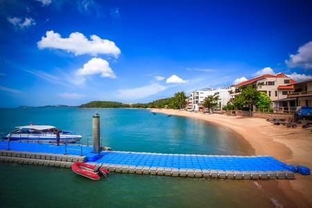 Bophut beach Koh Samui. Thailand