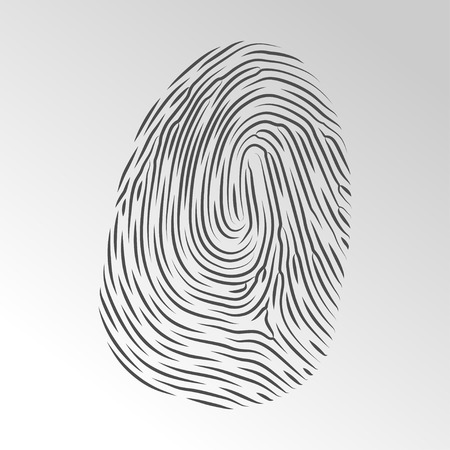 dactylogram: Fingerprint vector