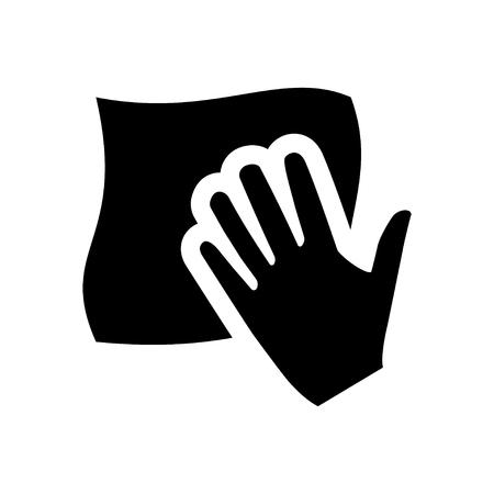 Schoonmaken icon