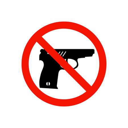 prohibiting: Prohibiting sign.