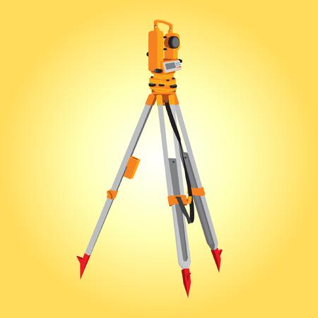 tachymeter: Geodesic instrument tachymeter geodimeter