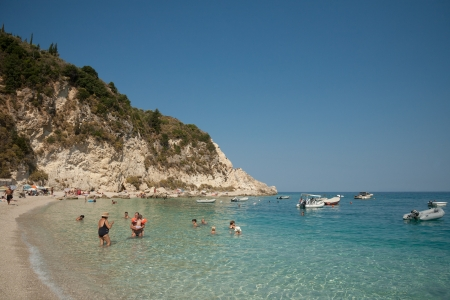 ag: Ag  Nikitas beach