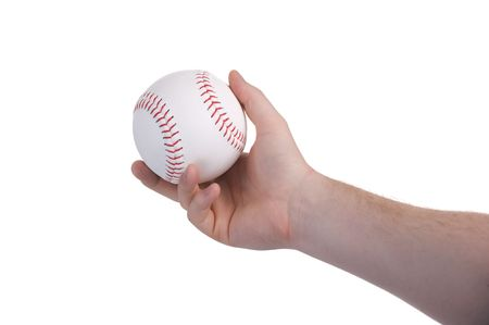 baseman: pitcher throwing a baseball during a sports game