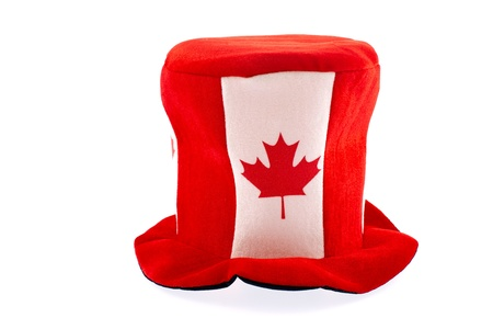 Funny hoed Canada Day viering kleding