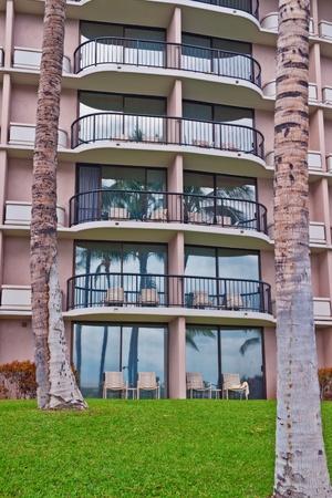 Resort hotel in Big island  in Kona Hawai