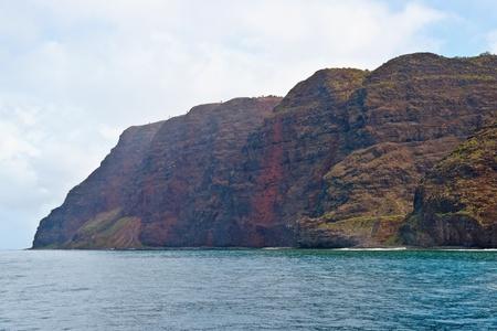 landscape of Hawaii Фото со стока