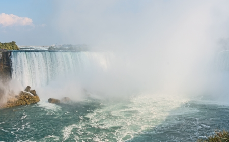 Horseshoe, Niagara Falls, Ontario, Canada Stock Photo - 15888456