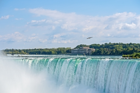 Horseshoe, Niagara Falls, Ontario, Canada Stock Photo - 15888468