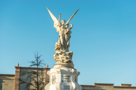 Statue dedicated to poet Manuel saltillense Acuna,  Imagens
