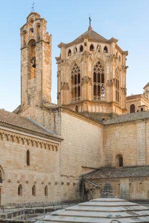 Monastery of Santa Maria de Poblet inCatalonia,Spain
