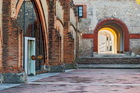 Codorniu winery is located in Sant Sadurni d