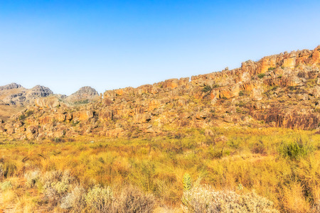 The Pakhuis Pass specifically lies roughly 20 kilometres outside of Clanwilliam with incredible views from the top of the pass onto the Karoo.