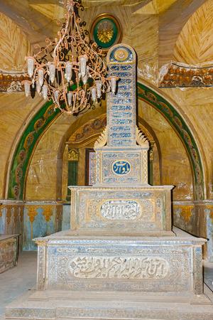 tumbas: Tumbas de los mamelucos, Ciudad de Muertos, lista del patrimonio mundial de la UNESCO El Cairo hist�rico, Egipto. Las tumbas de la familia de Mohammad Ali.