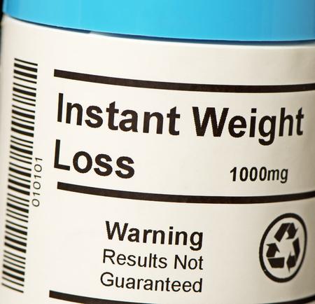 Instant Weight Loss Фото со стока