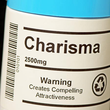 Instant Charisma in Tablet Form