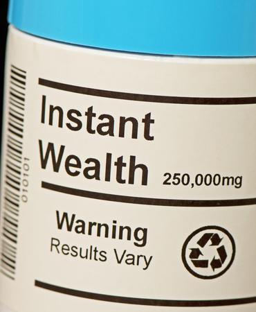 Instant Wealth