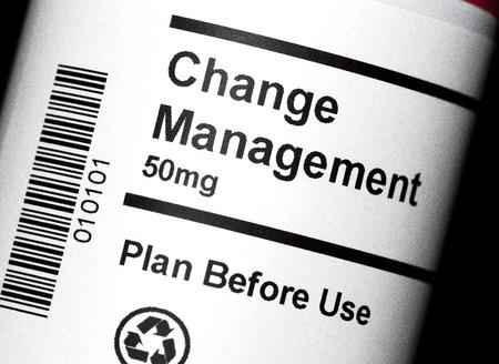 Change Management in Tablet Form