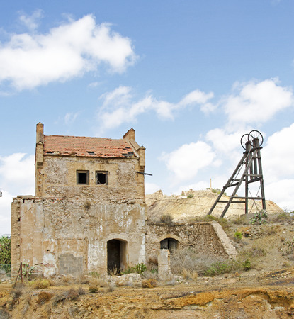 Ruin of a Mine