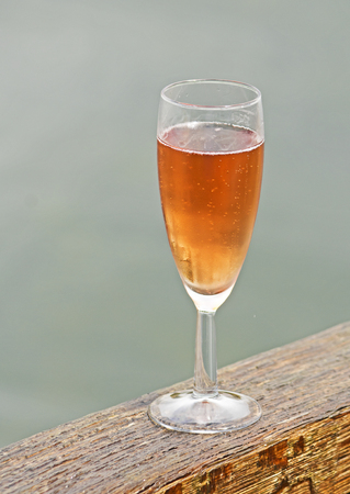 Champagne by the River
