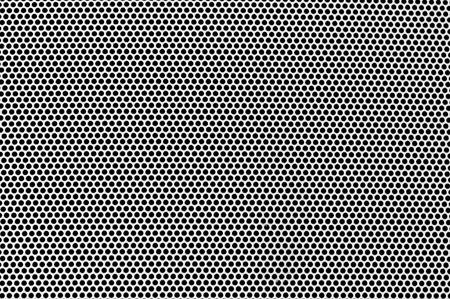 Metal Grid Фото со стока