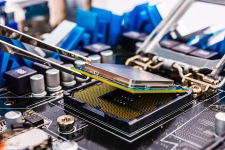 Reparatie van de computer met behulp van gereedschappen