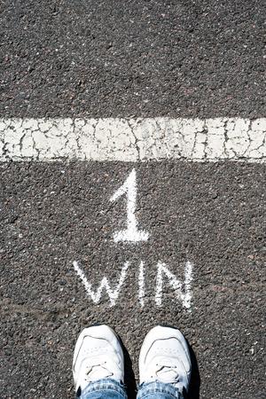 Win photo