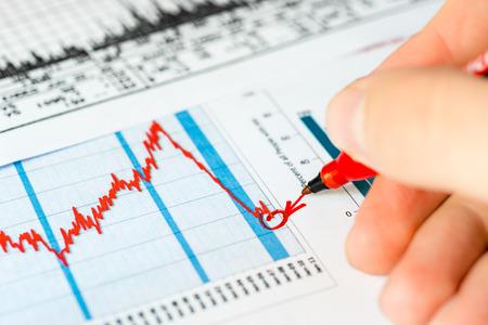 株式市場の暴落、崩壊の原因の分析