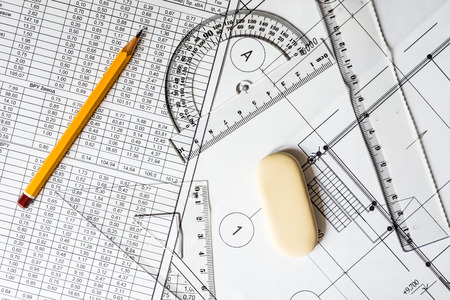 architect tools: Workplace architect, tools for sketching