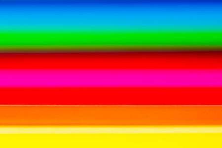 水平の滑らかな色のスペクトル