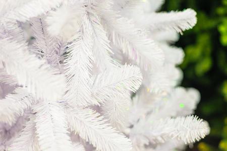화이트 크리스마스 트리