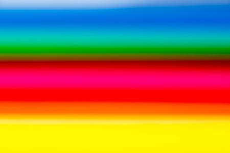 수평 부드러운 색 스펙트럼